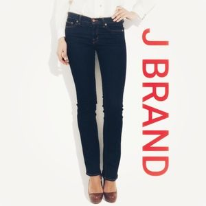 J Brand Womens 805 Straight Leg Size 29 Ink